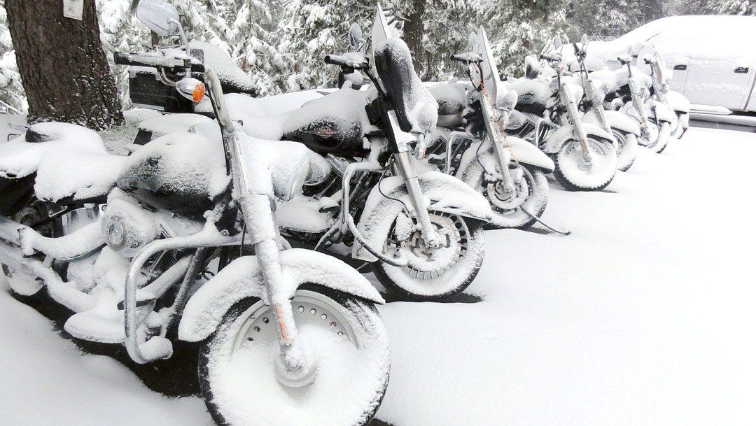 (Magyar) Néhány hasznos tipp a motorod téli tárolásához