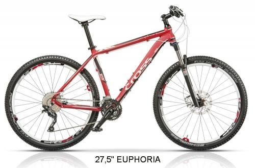 euphoria 275 piros